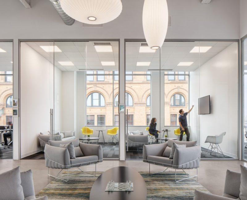 Business focus & Interior Design - HGA